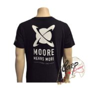 Футболка CCMoore Black T-Shirt — Small