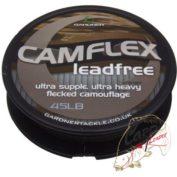 Противозакручиватель Gardner Camflex 45lb 20.4kg 20m Camo Brown Fleck