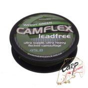 Противозакручиватель Gardner Camflex 45lb 20.4kg 20m Camo Green Fleck