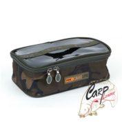 Сумка для аксессуаров Fox Camolite Accessory Bags Large с прозрачной крышкой