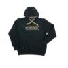 Толстовка с капюшоном Fox Chunk Hoody Camo Logo - xl