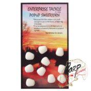 Искусственная плав. кукуруза Enterprise Tackle ET Mega Popup Sweetcorn White