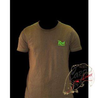 Футболка Rod Hutchinson T-shirt Mud Size S/M