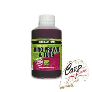 Ликвид Rod Hutchinson King Prawn & Tuna Liquid Carp food 500 ml