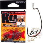 Крючок Decoy Kig Hook Worm17 № 2