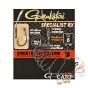 Крючки Gamakatsu G-Carp Specialist RX №06
