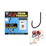 Крючки Gamakatsu A1 Team Feeder Pellet Carp № 12