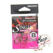 Крючок Decoy Spoonin Single 30