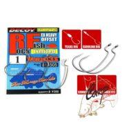 Крючок Decoy офсетный Rock fish Limited Worm 13S 1