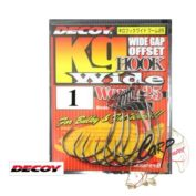 Крючок Decoy Hook Worm 25 № 1