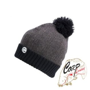 Шапка с пумпоном Fox Chunk Bobble Hats Grey/Black Marl Bobble