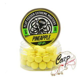 Бойлы плавающие FFEM Pop-Up Pineapple 12mm 55psc