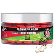 Дамбелсы плавающие Rod Hutchinson Monster Crab Fluoro Dumbell Pop Ups 12mm