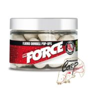 Бойлы плавающие Rod Hutchinson The Force Fluoro Pop Ups 15mm