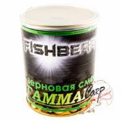 Зерновая смесь Fishberry Гаммарус — 900мл