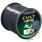 Леска Climax Cult Carpline 0.38 11 kg черная 1/4 lbs 750m