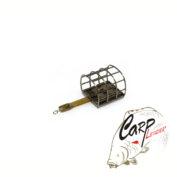 Кормушка фидерная Drennan Oval Cage Feeder Micro 10g сетка