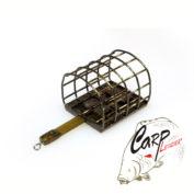Кормушка фидерная Drennan Oval Cage Feeder Small 20g сетка