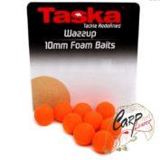 Плавающая искуственная насадка Taska Wazzup Foam Balls Orange 10mm