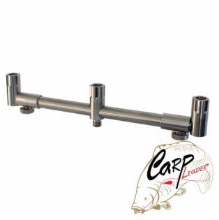 Перекладина для 3 удилищ раздвижная JAG 3 Rod Buzzbar Adjustable Rear нерж
