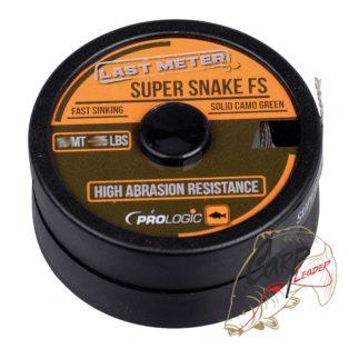 Поводковый материал PROLogic Super Snake FS 15m 25lbs