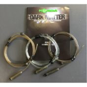 Поводок Korda Dark Matter Leader Heli 40 lb 1м Clear