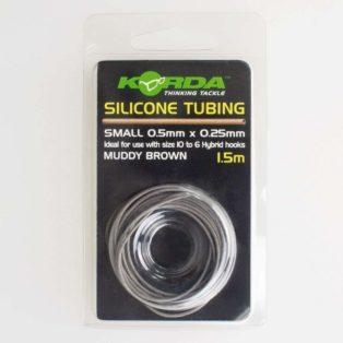 Трубка Korda Silicone Tube Green 0.5мм