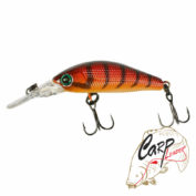Воблер Jackall Diving Chubby Minnow SP craw fish