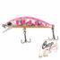 Воблер Jackall Tricoroll 47S pink yamame