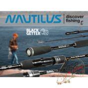 Спиннинг Nautilus Black Getter 228 cm 10-28gr