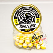 Бойлы плавающие FFEM Pop-Up Honey Corn 12mm 55pcs