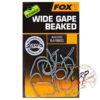 Крючки карповые Fox Edges Wide Gape Beaked - 7