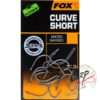 Крючки карповые Fox Edges Curve Short - 8