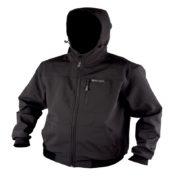 Куртка непродуваемая с капюшоном Fox Black Label Soft Shell Hoody - L