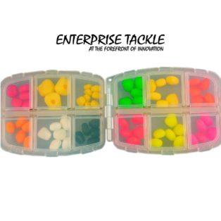 Набор искуственной кукурузы Enterprise Tackle Immitation Pop-Up Baits Selection Box Corn