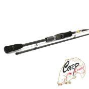 Удилище спиннинговое Graphiteleader Aspro 862M 7-28g