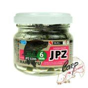 Пеллетс насадочный в дипе Marukyu JPz Nori Green 6mm 50g Jar