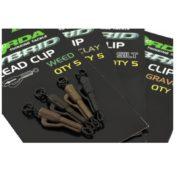 Безопасная клипса Korda Hybrid Lead Clip Clay
