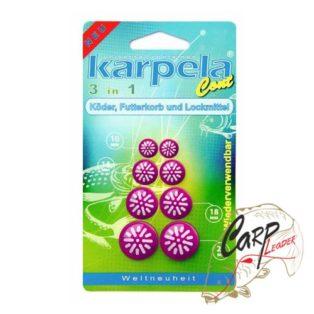 Контейнер фиолетовый Karpela Cont продольное отверстие