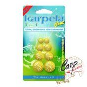Контейнер желтый Karpela Cont круглое отверстие