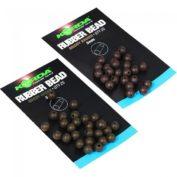 Бусина резиновая Korda Safe Zone Rubber Bead 5мм Brown