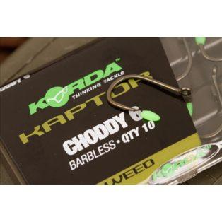 Крючок Korda Kaptor Choddy-B Gravel-10