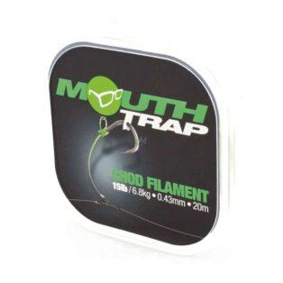 Поводковый материал Korda Mouth Trap 15lb 20м