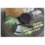 Поводковый материал Korda N Trap Soft Weedy Green 15lb