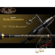 Удилище спиннинговое Ever Green Poseidon Salty Sensation PSSS-73T Wide Receiver