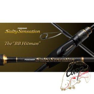 Удилище спиннинговое Ever Green Poseidon Salty Sensation PSSS-74S | BB Hit Main