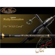 Удилище спиннинговое Ever Green Poseidon Salty Sensation PSSS-76T Wide Card