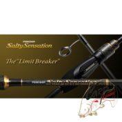 Удилище спиннинговое Ever Green Poseidon Salty Sensation PSSS-77S   Limited Breaker
