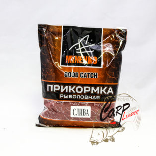 Прикормка Minenko Good Catch Слива 0,7кг