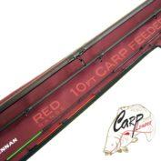 Удилище фидерное Drennan Red Range 10 Carp Feeder